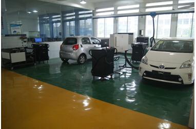 新能源汽车实训中心